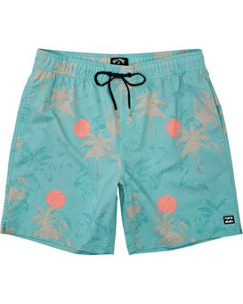 Sundays Layback - Swim Shorts for Men  T1LB03BIS0