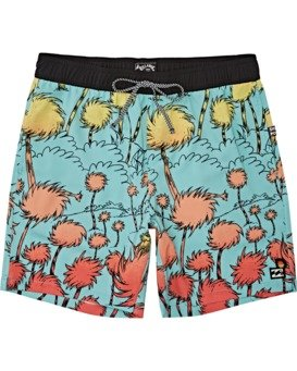 Lorax Sundays Layback - Swim Shorts for Men  T1LB05BIS0