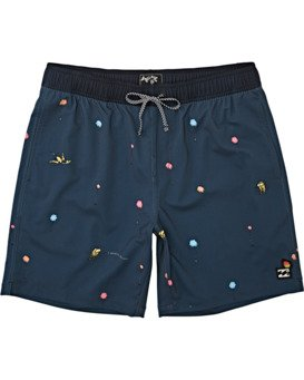 Lorax Mini Layback - Swim Shorts for Men  T1LB06BIS0