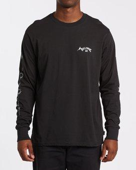 Truffula - Long Sleeve T-Shirt for Men  T1LS02BIS0