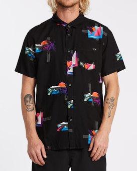 Sundays Floral - Short Sleeve Shirt for Men  T1SH03BIS0