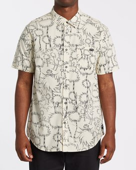 Truffula - Short Sleeve Shirt for Men  T1SH05BIS0