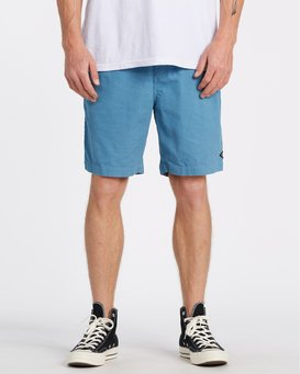 Larry Layback - Corduroy Shorts for Men  T1WK07BIS0