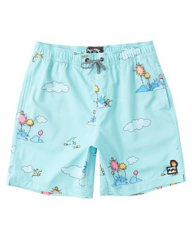 Lorax Sundays Layback - Swim Shorts for Boys  T2LB01BIS0