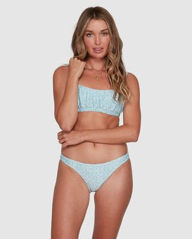 Bluesday Tropic - Medium Bikini Bottoms for Women  T3SB88BIMU