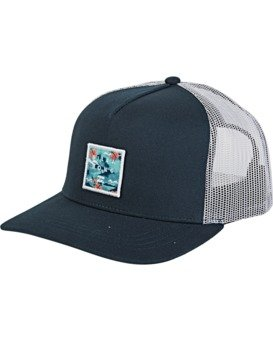 Stacked - Trucker Cap  T5CT01BIS0