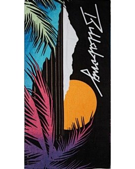 Waves - Beach Towel for Men  T5TO01BIS0