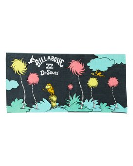 Lorax Island - Beach Towel for Men  T5TO02BIS0