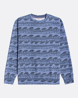 Wave Wash Halfrack - Sweatshirt for Men  U1FL08BIF0
