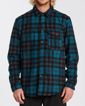 Adventure Division Collection Furnace Flannel - Fleece for Men  U1FL31BIF0