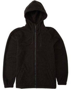 Adventure Division Collection Boundary Zip Sherpa - Zip-Up Fleece for Men  U1FL37BIF0