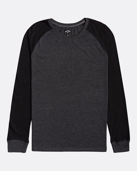 Balance Raglan - Long Sleeve T-Shirt for Men  U1JE10BIF0