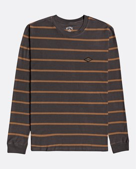 Die Cut - Long Sleeve T-Shirt for Men  U1JE11BIF0