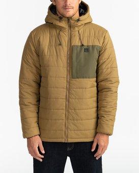 Adventure Division Collection Journey - Puffer Jacket for Men  U1JK30BIF0