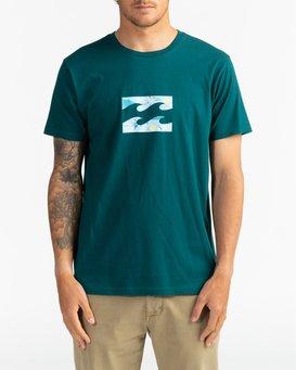 Team Wave - T-Shirt for Men  U1SS52BIF0