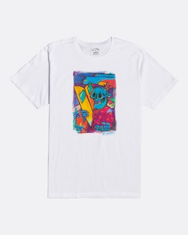 Cubes - T-Shirt for Men  U1SS72BIF0