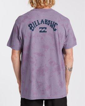 Arch Wave Tie Dye - T-Shirt for Men  U1SS90BIF0