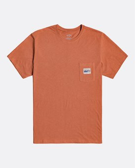 Adventure Division Collection Pocket Finder - T-Shirt for Men  U1SS91BIF0