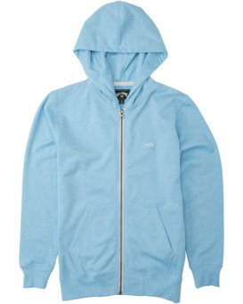 All Day Zip - Hoodie for Boys  U2FL11BIF0