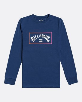 Arch - Long Sleeve T-Shirt for Boys  U2LS02BIF0