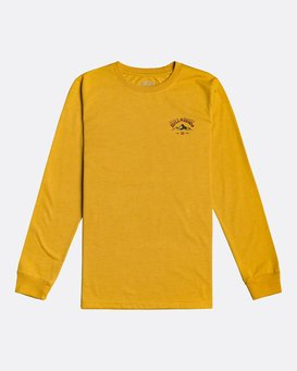 Arch Peak - Long Sleeve T-Shirt for Boys  U2LS04BIF0