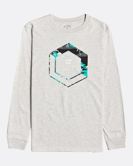 Access - Long Sleeve T-Shirt for Boys  U2LS05BIF0