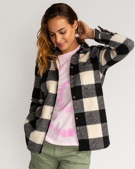 Adventure Division Collection Forge Flannel - Fleece for Women  U3FL02BIF0