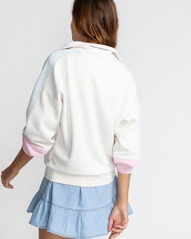 Zip It - 1/2 Zip Fleece for Women  U3FL10BIF0