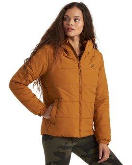 Adventure Division Collection Transport Puffer 2 - Puffer Jacket for Women  U3JK24BIF0