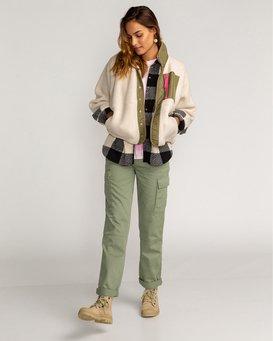Adventure Division Collection Kick Back - High Waist Jeans for Women  U3PT02BIF0