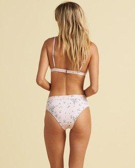 Salty Blonde Like A Beach Rise - Bikini Bottoms for Women  U3SB37BIF0