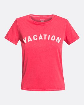 Vacation Vibrations - T-Shirt for Women  U3SS28BIF0