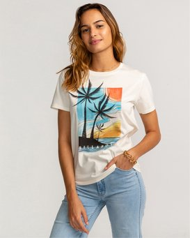 Isla Palma - T-Shirt for Women  U3SS38BIF0
