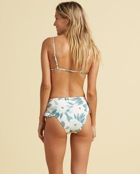 Salty Blonde Sandy Babe - Tri Bikini Top for Women  U3ST36BIF0