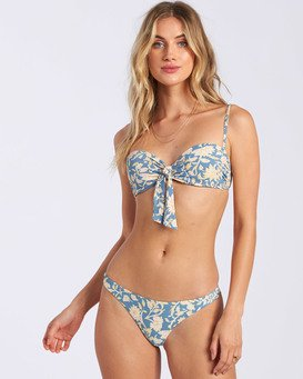 Wave Gypsy Bandeau - Bikini Top for Women  U3ST43BIMU