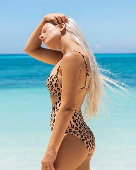 Wild Ways - One-Piece Swimsuit for Women  U3SW01BIF0