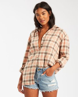 Easy Movin 2  - Long Sleeve Shirt for Women  U3TP16BIF0