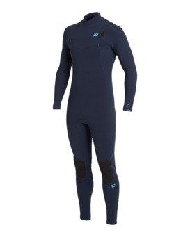 Furnace 3/2mm Comp GBS - Chest Zip Wetsuit for Men  U43M52BIF0