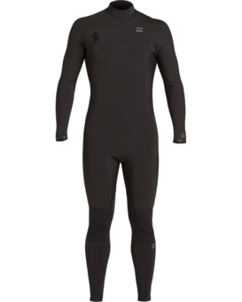 Revolution 3/2mm GBS - Chest Zip Wetsuit for Men  U43M55BIF0