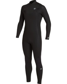 Absolute 3/2mm GBS - Chest Zip Wetsuit for Men  U43M56BIF0