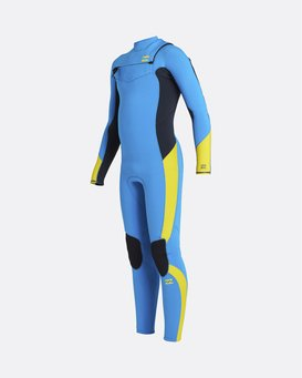 Absolute 4/3mm GBS - Chest Zip Wetsuit for Boys  U44B13BIF0