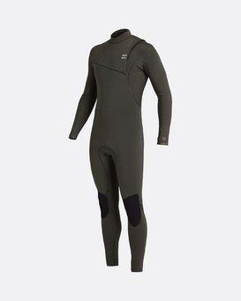 Furnace Natural 4/3mm- Wetsuit for Men  U44M50BIF0