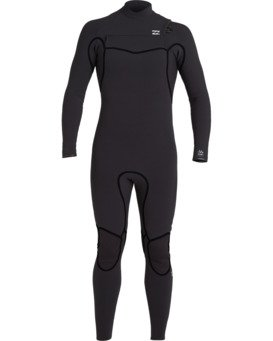 Furnace 4/3mm - Chest Zip Wetsuit for Men  U44M51BIF0