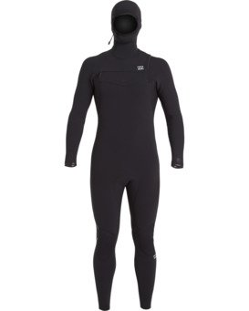 Furnace Carbon 4/3mm - Chest Zip Wetsuit for Men  U44M53BIF0