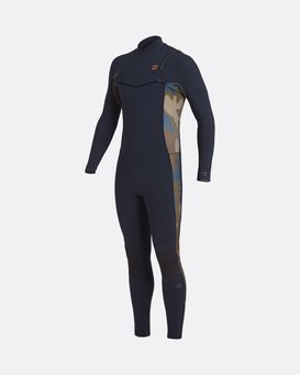 Revolution 4/3mm Pro GBS - Chest Zip Wetsuit for Men  U44M55BIF0