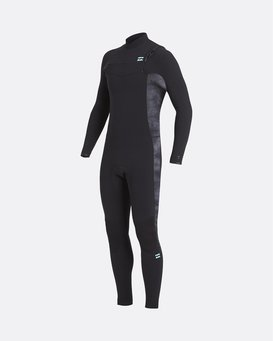 Revolution Pro 4/3mm GBS - Chest Zip Wetsuit for Men  U44M55BIF0