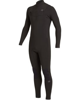 Revolution 4/3mm GBS - Chest Zip Wetsuit for Men  U44M56BIF0