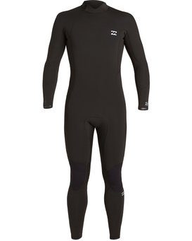 Absolute 4/3mm GBS - Back Zip Wetsuit for Men  U44M59BIF0