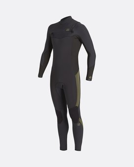 Absolute 4/3mm GBS - Chest Zip Wetsuit for Men  U44M60BIF0
