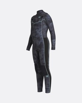 Revolution 5/4mm - Chest Zip Wetsuit for Boys  U45B11BIF0